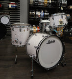 Ludwig Classic Maple DownBeat White Marine Pearl drum kit Ludwig