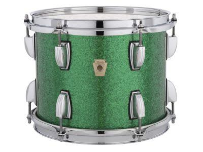 Ludwig Classic Maple Standard Kits Order Here! Ludwig Downbeat Green Sparkle