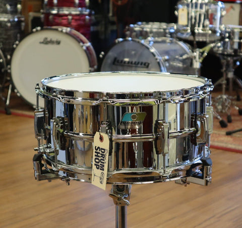 Ludwig LM402 Supraphonic Snare drum kit Ludwig