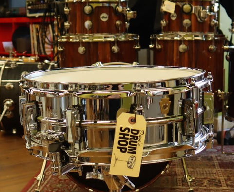 Ludwig Supraphonic 5x14 Snare LM400 - New drum kit Ludwig