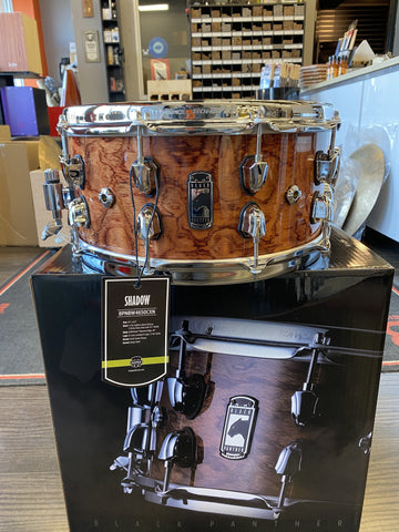 MAPEX Black Panther Shadow Snare Drum 6.5 x 14 - New drum kit Mapex