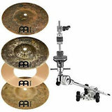 Meinl Benny Greb Crasher Hats - Store Demo drum kit Meinl