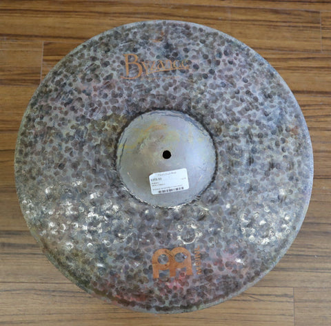 "Meinl Byzance 18"" Extra Dry Thin Crash - Shop Demo drum kit Meinl"