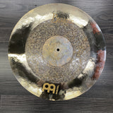 "Meinl Byzance 20"" Dual Crash/Ride - Demo drum kit Meinl"
