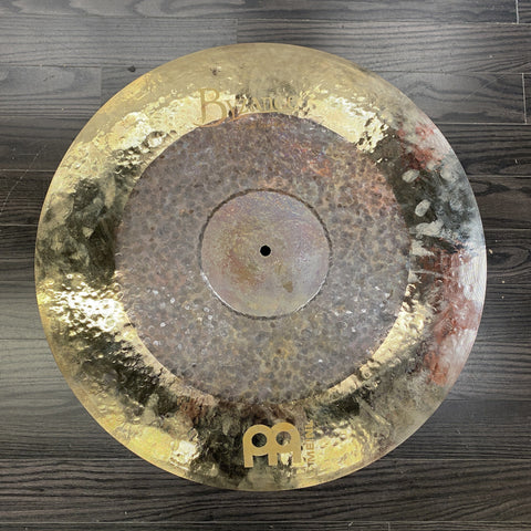 "Meinl Byzance 22"" Dual Crash/Ride - Demo drum kit Meinl"