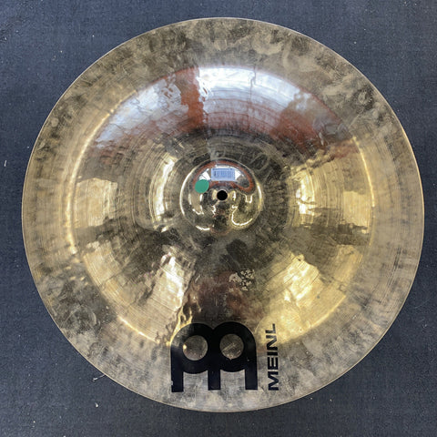 "Meinl Byzanze 20"" Heavy Hammered China Brilliant - 1812gr drum kit Meinl"