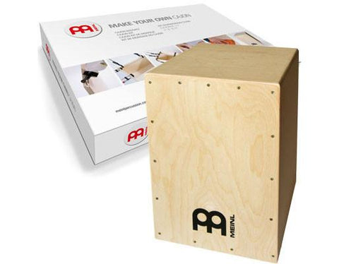 Meinl Make Your Own Cajon Kit - SALE! cajon Meinl