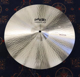 "Paiste 602 Medium 17"" Crash drum kit Paiste"