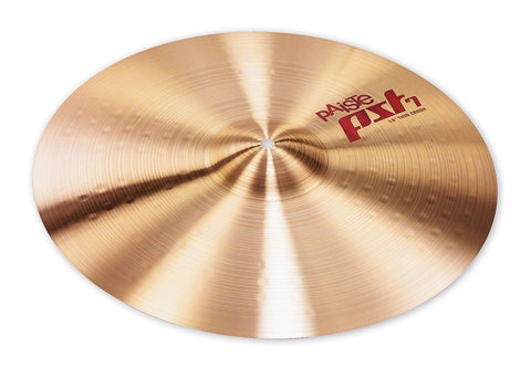 "Paiste PST 7 19"" Crash Cymbal drum kit Paiste"