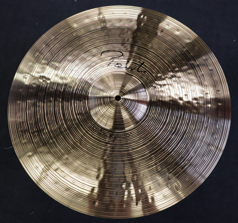 "Paiste Signature Mellow Ride 20"" drum kit Paiste"