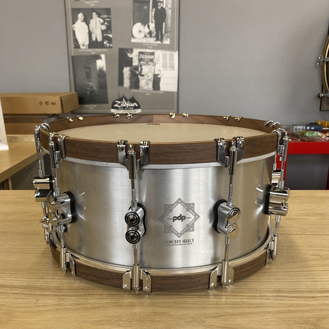 PDP 3mm Aluminum Concept Select - New drum kit PDP