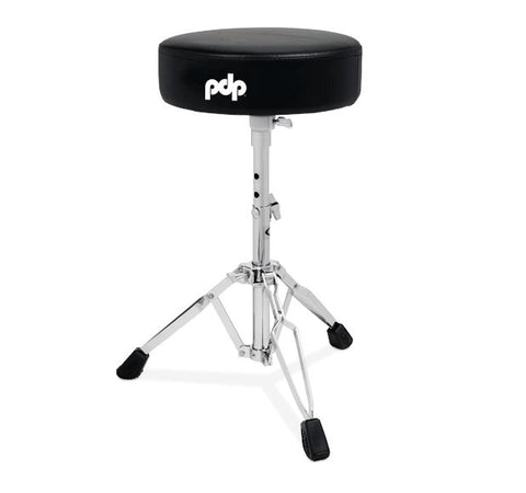 PDP 700 Series Round Top Drum Throne drum kit pdp
