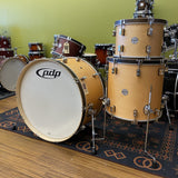 "PDP Concept Classic Wood Hoop 26"" Bass Drum Kit - New drum kit PDP"
