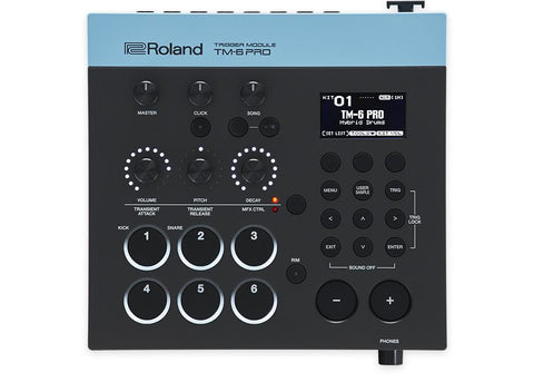 Roland TM-6 Pro Module drum kit roland