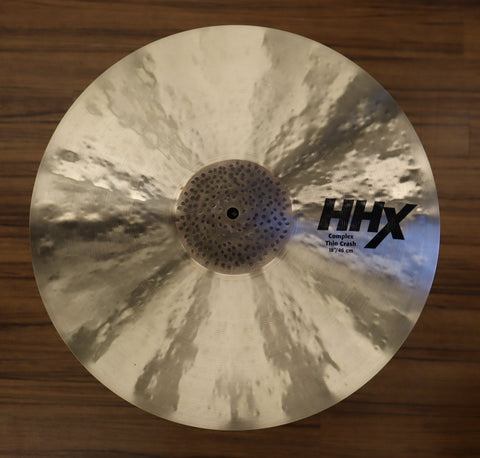 "Sabian HHX 18"" Complex Crash drum kit SABIAN"