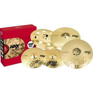 Sabian HHX Evolution Pack-Free Shipping! box set Sabian