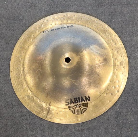 "Sabian Ice Bell 12"" drum kit SABIAN"
