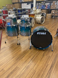 Tama Starclassic Walnut/Birch in Satin Saphire Fade - New drum kit Tama