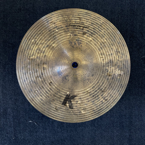 "Zildjian 10"" Special Dry Splash - Used drum kit Zildjian"