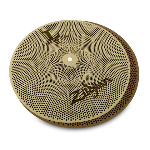 "ZILDJIAN 14"" L80 LOW VOLUME HIHAT drum kit Zildjian"