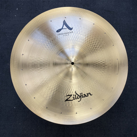 "Zildjian 22"" A Swish Knocker - New drum kit Zildjian"