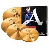 Zildjian A Sweet Ride Box Set drum kit Zildjian