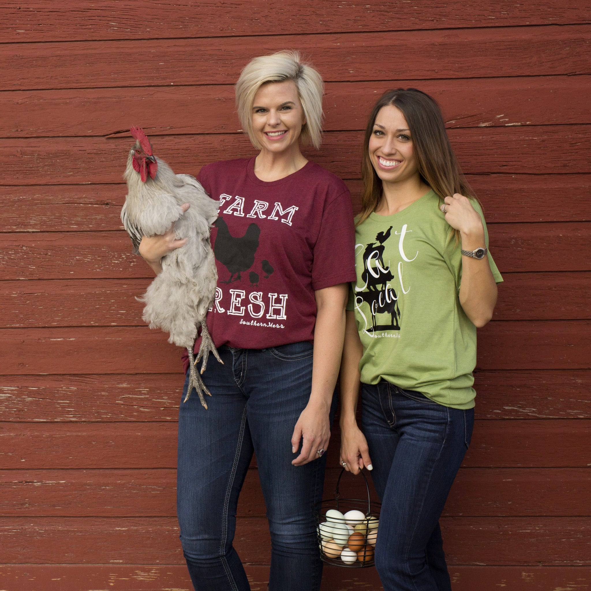 Livestock Conservation, Our Farm Line Tees, and You