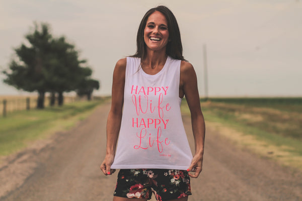 Happy Wife Happy Life- The Southern Mess Interpretation