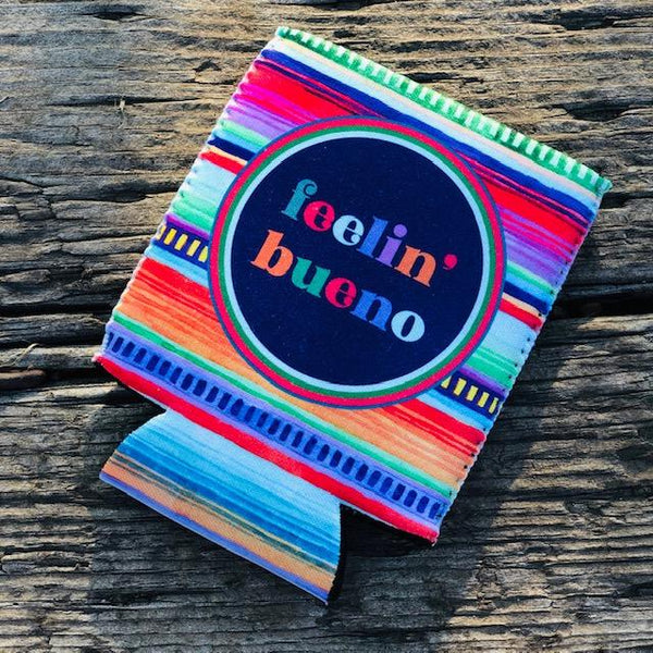 Feelin Bueno Can Cooler - Southern Mess Boutique
