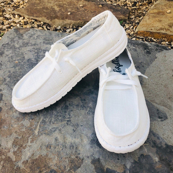 Shoes - Very G Gypsy Jazz Holly Sneakers In White