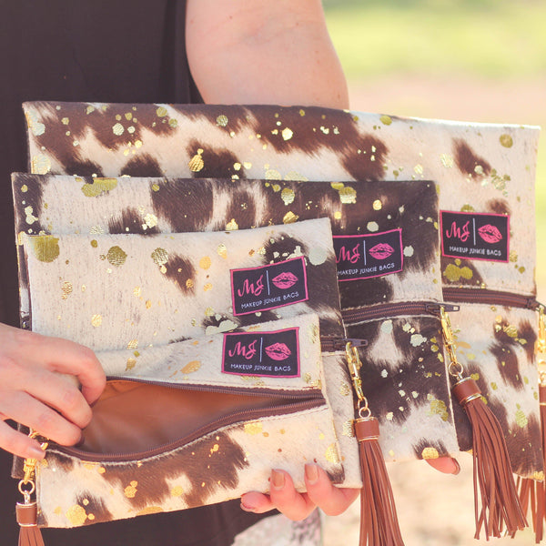 Makeup Junkie - Makeup Junkie Bags In Rancher's Daughter