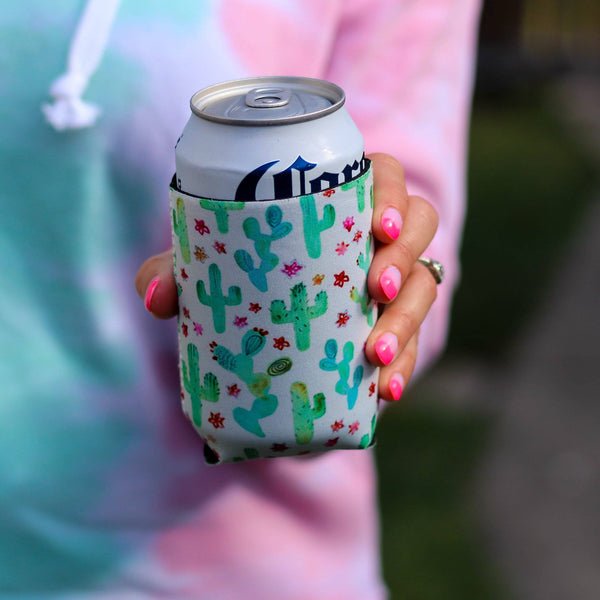 Can Cooler - Cactus Can Cooler