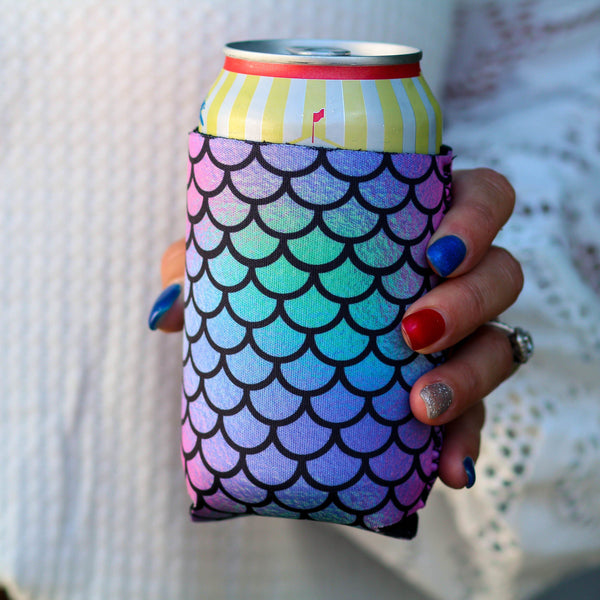 Can Cooler - Mermaid Can Cooler