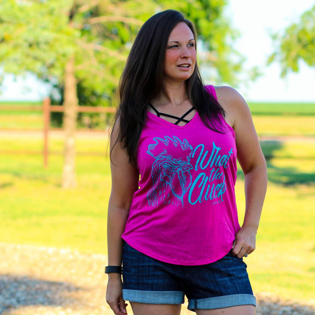What the Cluck Tank - Southern Mess Boutique