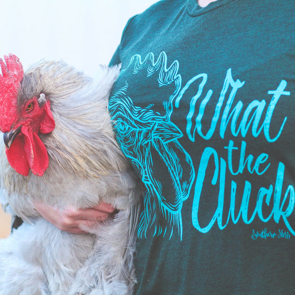 Graphic Tees - What The Cluck Unisex Fit Tee