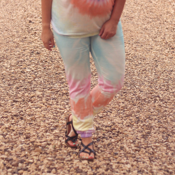Bottoms - Lolli Tie Dye Joggers