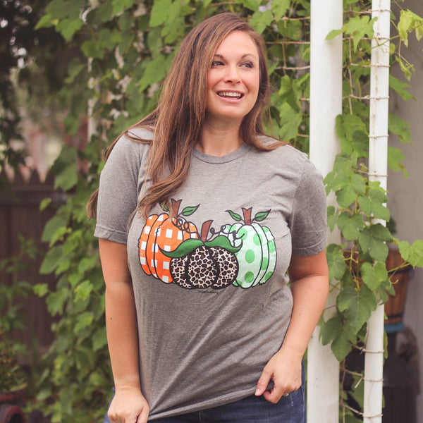Graphic Tees - Pumpkin Patch Unisex Fit Graphic Tee