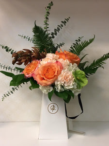 New in store! Grab and Go bouquets
