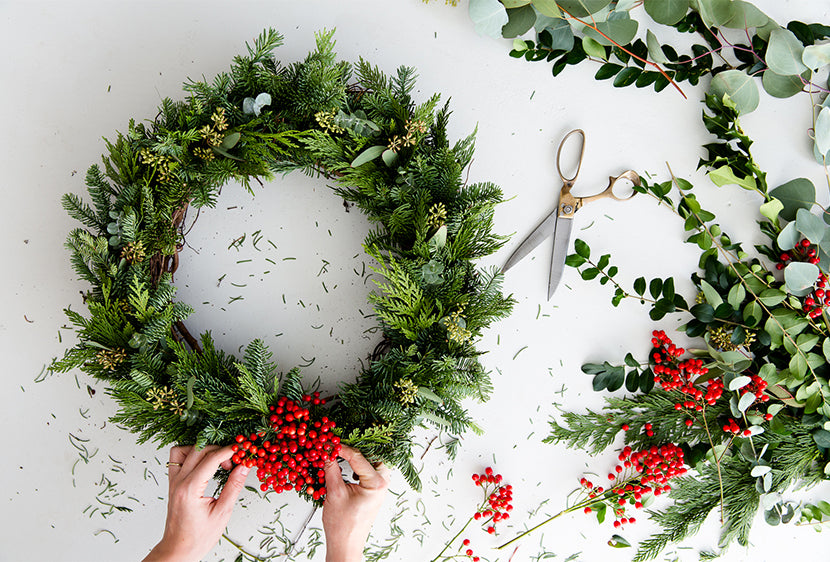 It's time to think about your holiday decor!