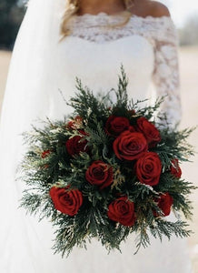 Falling into love Bridal Bouquet