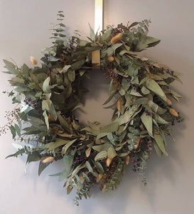 Eucalyptus and Lavender Wreath