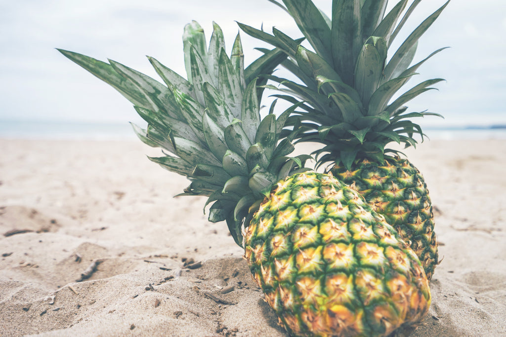3 REASONS TO EAT MORE PINEAPPLES