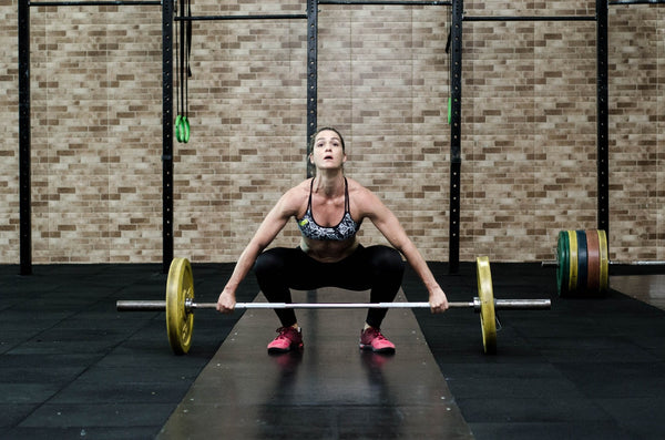 Woman Lifting Weights So Sweaty Blog Weight Loss & Fitness Blog