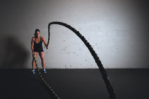 Women exercising with rope So Sweaty Blog Weight Loss , Fitness & Wellbeing