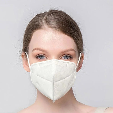 2 x Face Mask White® - KN95