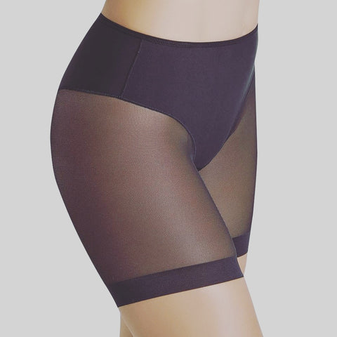 New Contour Mid Thigh Shorts ® - Black