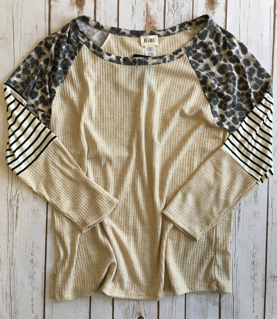 BiBi Long Sleeve Top