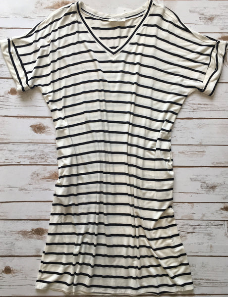Groove T-Shirt Dress