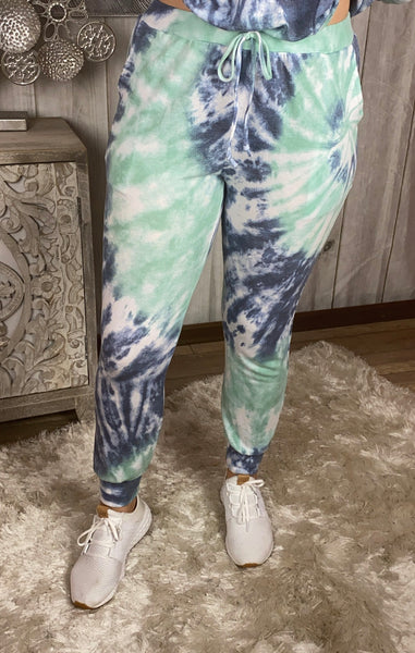 Tie- Dye Lounge Bottoms