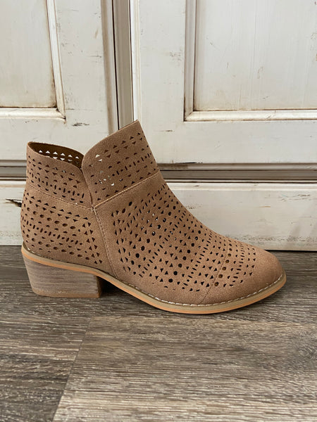 Brier Heeled Bootie